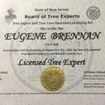 Brennan's Tree Service License #499